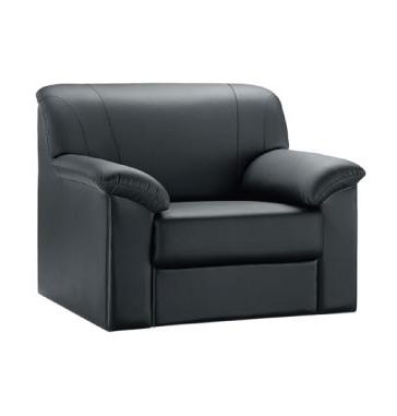 ghế sofa đen cao cấp